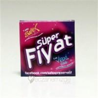 Safex Condom ve Kaydırıcı Tekli