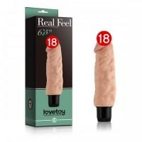Cyberskin Su Geçirmez Tireşimli Realistik Penis 16 cm