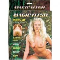 Magic Flesh Wild Cat Şişme Bebek